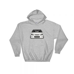 honda civic ek9 type r hoodie