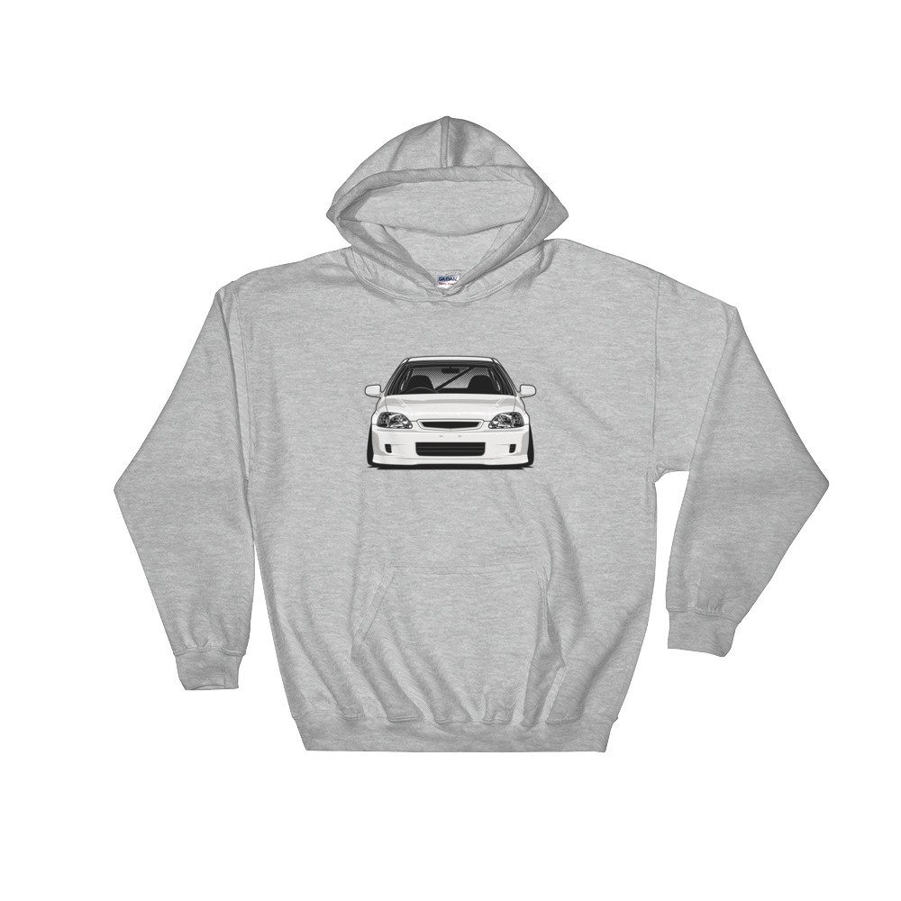 New Limited Hoodie Honda Type EK Sport Car Racing All Size 30fm1