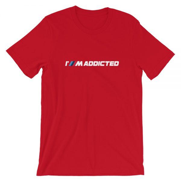 Im Addicted - BMW M Sport Logo Emblem Shirt
