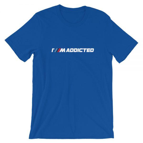 I M Addicted - BMW M Sport Shirt