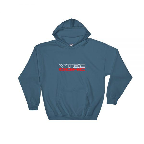 Honda Type R Logo Hoodie - Vtec Dohc
