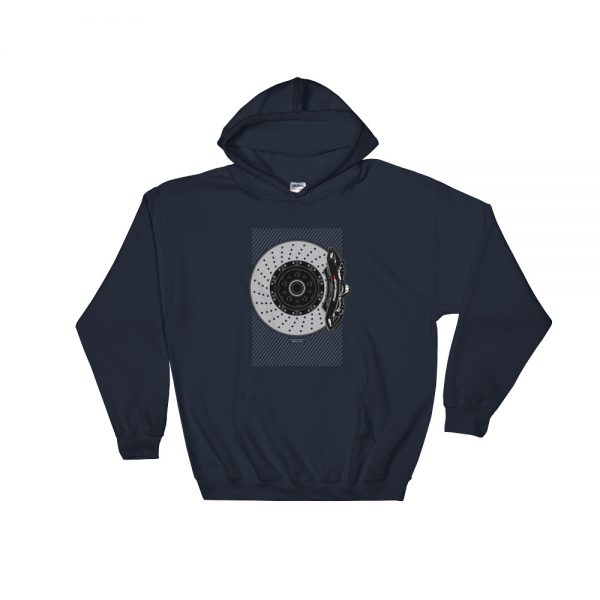 brakes, big, caliper, hoodie, car, apparel