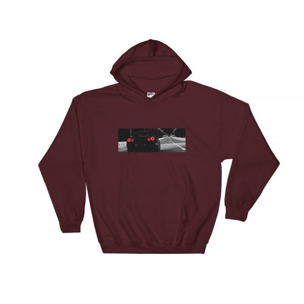 nissan, skyline, apparel, hoodie, r34