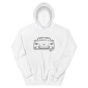 Mazda Miata ND Hoodie