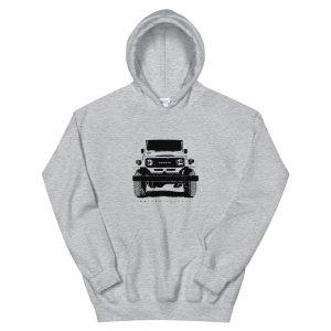 Toyota Land Cruiser Hoodie