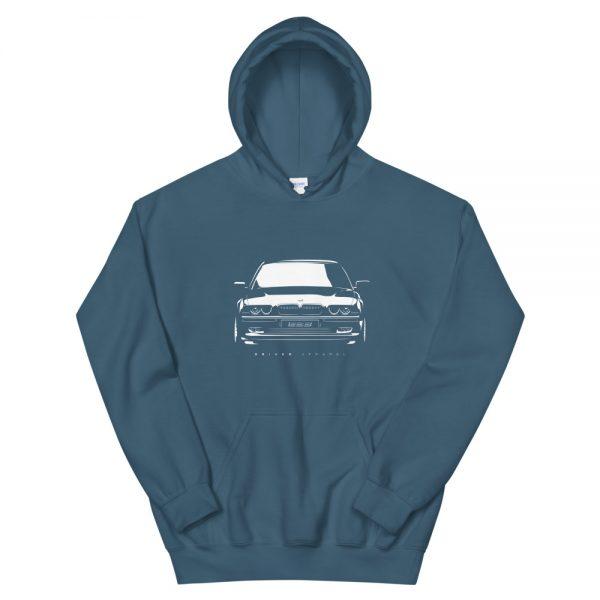 e38, hoodie, 7 series, bmw