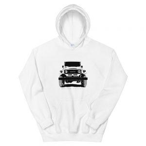 Vintage Toyota Land Cruiser Hoodie