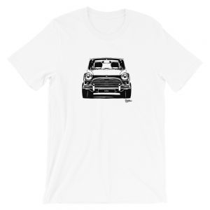 Vintage Mini Cooper Shirt