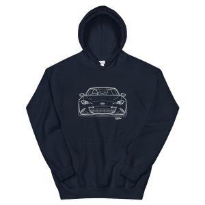 Mazda Miata Hoodie