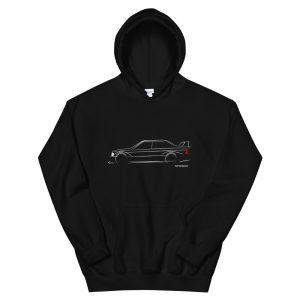 Mercedes 190 Evo Outline Hoodie