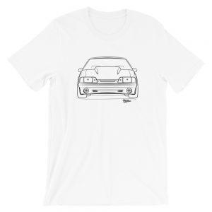 ford, mustang, fox body, shirt, 80s, 90s
