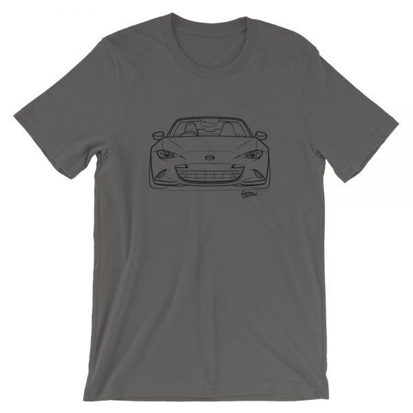 Mazda Miata MX5 Outline Shirt
