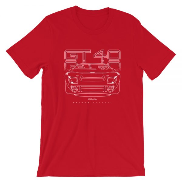 Ford Racing GT40 Shirt - 24hr Le Mans
