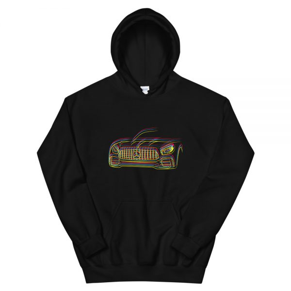 Mercedes GT Coupe Hoodie