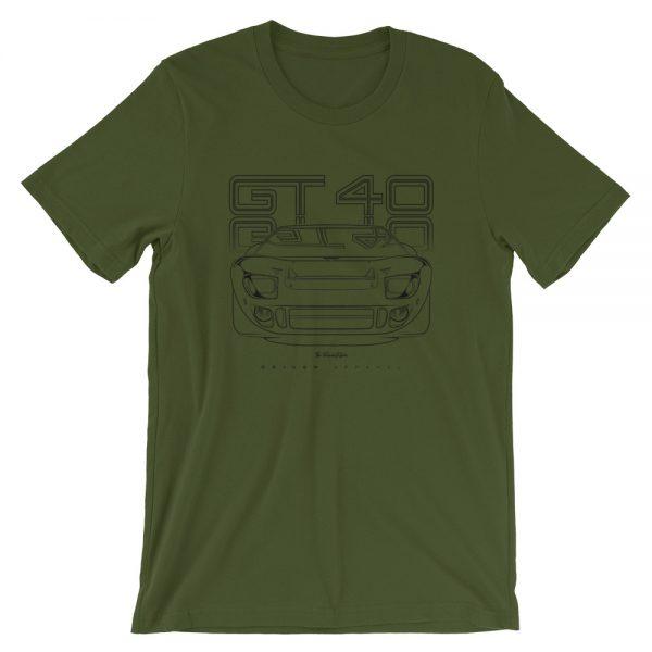 ford, carol shelby, shirt, gt500, gt40