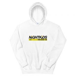 Initial D Night Kids Hoodie