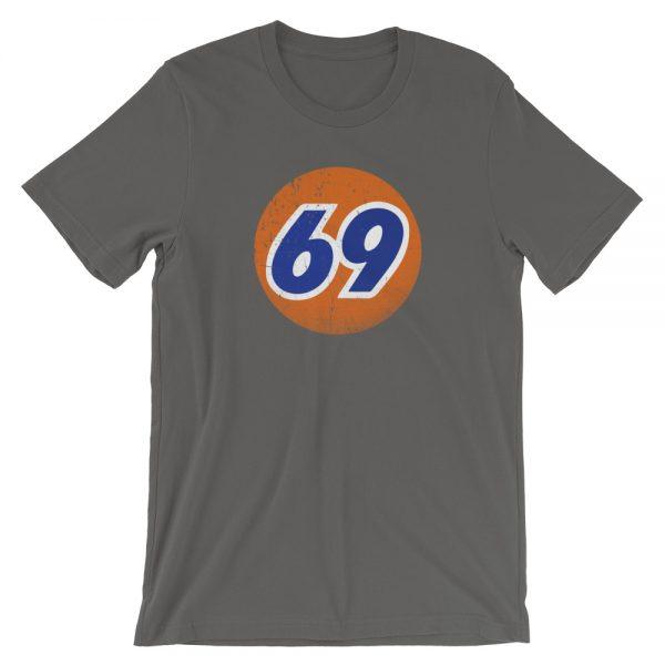 76, oil, gas, shirt, vintage, classic