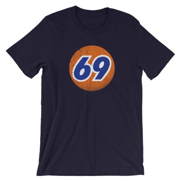 76 oil gas gasoline gas station shirt