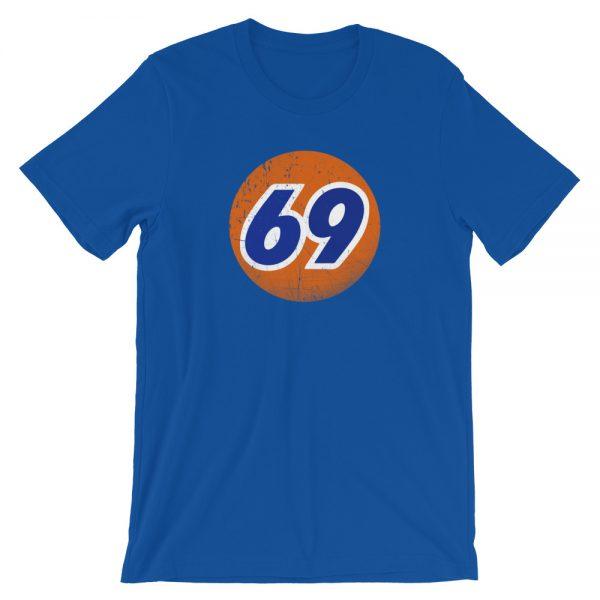 76 gas oil gasoline gas station shirt