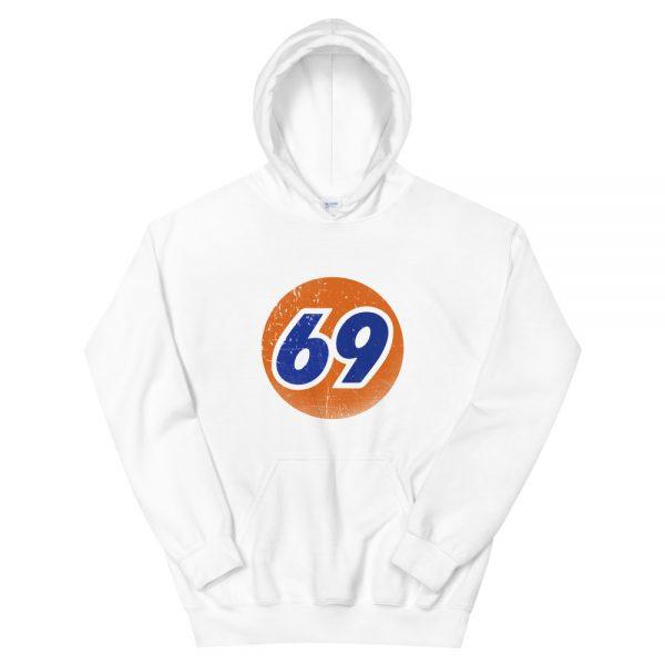 76 Logo Hoodie