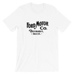 Ford Motor Co. Detroit Michigan Shirt