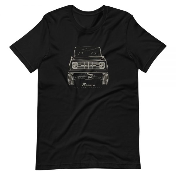 ford, bronco, shirt, 1965, 1966, 1967, 1968, 1969, 1970, first gen bronco, old bronco shirt
