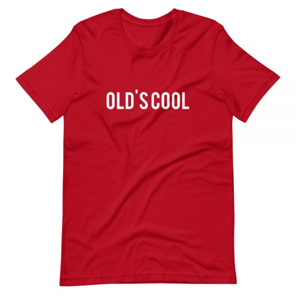 Old School Old's Cool Shirt
