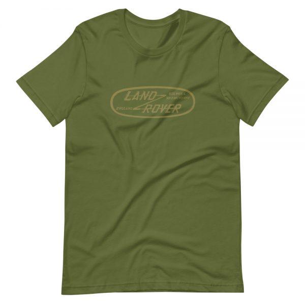 Land Rover Logo Shirt