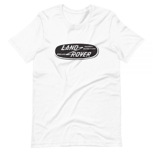 Vintage Land Rover Defender Shirt