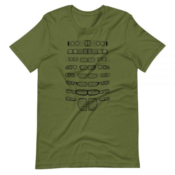 BMW 3 Series Evolution t-Shirt - BMW E36 Shirt