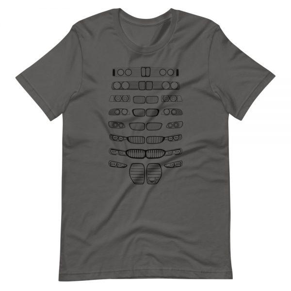BMW 3 Series Evolution t-Shirt - BMW E30 Shirt