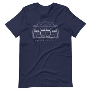 2021 BMW G80 M3 - Shirts Apparel