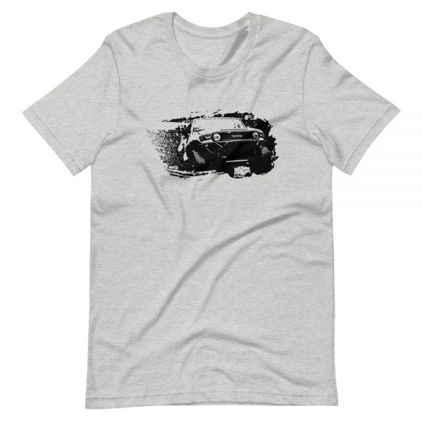 Toyota FJ Cruiser Shirt - Apparel