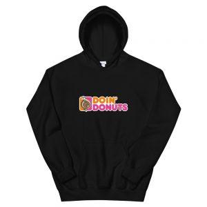 Drift Car Hoodie - Donuts